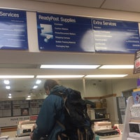 Photo taken at US Post Office (Allston) by Brad S. on 1/18/2017