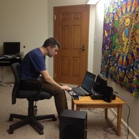 Photo taken at Limitless PSU Office by Colin R. on 9/26/2012