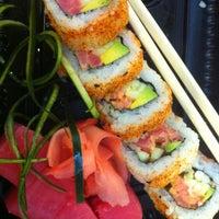 Foto diambil di Teikit Sushi Shop oleh Citlallin A. pada 4/15/2013