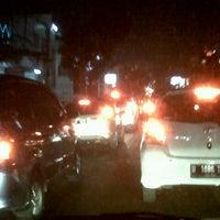 Photo taken at Jalan Raya Radio Dalam by Feryanthi P. on 9/21/2012