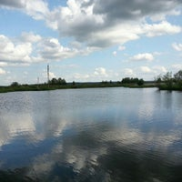 Photo taken at Целлофановое озеро by Антон П. on 7/16/2015