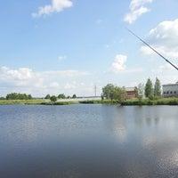 Photo taken at Целлофановое озеро by Антон П. on 6/30/2014
