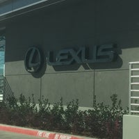 Photo taken at Park Place Lexus Grapevine by Andrew S. on 2/10/2016
