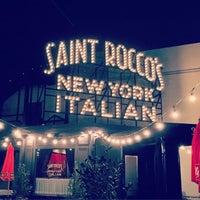 Foto scattata a Saint Rocco's New York Italian da Andrew S. il 9/23/2017