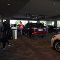Photo taken at Park Place Lexus Grapevine by Andrew S. on 10/10/2016
