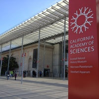 Photo taken at California Academy of Sciences by Sarah E. on 3/11/2013