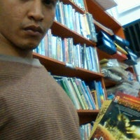 Photo taken at EFFENDI Book Store by Qusyairy D. on 10/19/2012