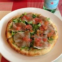 Photo taken at イタリア食堂 casalingo by Natalia A. on 4/28/2013
