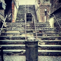 Photo taken at Stairs Of Death by Mackenzie B. on 2/17/2013