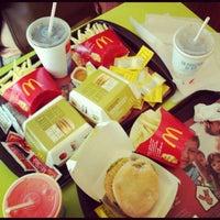 Photo taken at McDonald's by María Alejandra G. on 10/25/2012