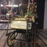 Photo taken at Rua Rasada Hotel by Pavielin S. on 6/30/2017