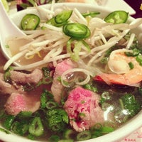 Photo taken at Pho Pasteur by Brian S. on 2/17/2013