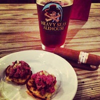 Photo taken at Heavy Seas Alehouse by Brian S. on 12/5/2012