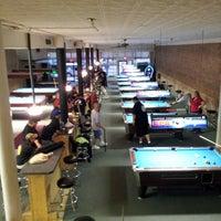 Photo taken at Diamond Jims Pool Hall by Lynn H. on 9/6/2013