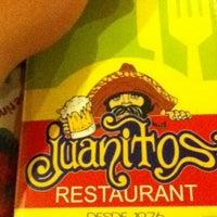 Photo taken at Juanito's by Eduardo B. on 12/22/2012