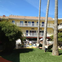 Photo taken at Hotel Del Sol by Dominique D. on 3/30/2013