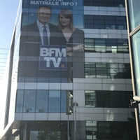Photo taken at BFM TV by Guillaume G. on 9/9/2017