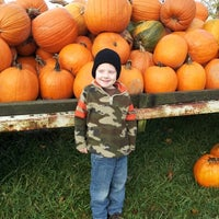 Photo taken at Dinges Farm by Rebecca C. on 10/18/2012