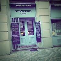 Photo taken at Standard Cafe by Neita P. on 11/7/2012
