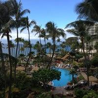 Photo taken at The Westin Maui Resort & Spa, Ka'anapali by Mike P. on 1/19/2013