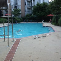 Photo taken at Pender Creek Pool by Joy W. on 7/15/2013