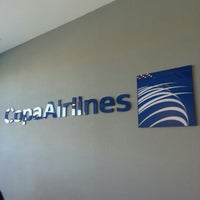 Photo taken at Copa Airlines by Christian R. on 3/14/2013