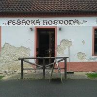 Photo taken at Fešácká hospoda by Roman U. on 5/17/2014