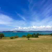 Photo taken at Bay of Islands by Toby S. on 12/30/2015