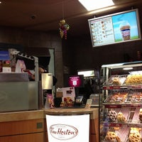 Photo taken at Tim Hortons by Alniedawn E. on 2/4/2013