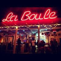 Снимок сделан в La Boule пользователем Anna O. 10/20/2012