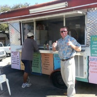 Photo taken at El Primo Taco Truck by Jeff H. on 2/7/2013