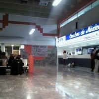 Photo taken at Central de Autobuses de Torreón by Neodata D. on 1/31/2013