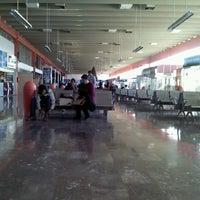 Photo taken at Central de Autobuses de Torreón by Neodata D. on 12/11/2012