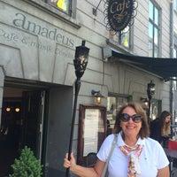 Photo taken at Amadeus by Jussara B. on 6/27/2016