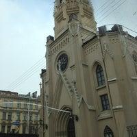 Снимок сделан в Лютеранская церковь Святого Михаила пользователем Michael L. 2/20/2013