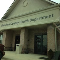 Photo taken at Hamilton County Health Department by Fanny R. on 11/5/2013