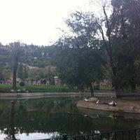 Photo taken at Hasbahçe Parkı by Yesim K. on 8/30/2013