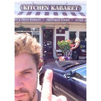 Photo taken at Kitchen Kabaret by JamesCruickshank @. on 7/11/2014