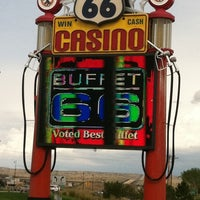Photo taken at Route 66 Casino Hotel by Rich D. on 9/28/2012