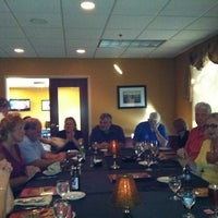 Photo taken at Daniella's Steakhouse by Rich D. on 7/26/2013