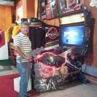 Photo taken at Game Station by #timbeta Diana A. on 11/14/2012