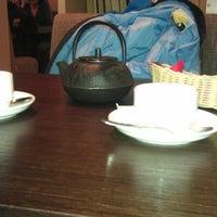 Photo taken at Большие тарелки by Kseniya B. on 2/8/2013