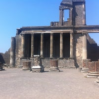 Photo taken at Area Archeologica di Pompei by ŞEFİK S. on 7/6/2013