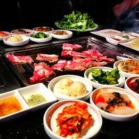 Photo taken at Gen Korean BBQ House by Pratana A. on 2/1/2013