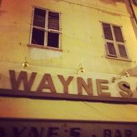 Photo prise au Wayne's par Anastasia E. le5/4/2013