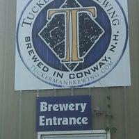 Photo taken at Tuckerman Brewing Company by David O. on 7/8/2017