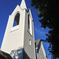 Photo taken at St. Christopher's Episcopal Church by Sally J. on 8/16/2013