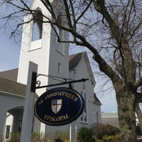 Photo taken at St. Christopher's Episcopal Church by Sally J. on 4/29/2013