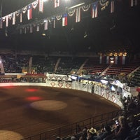 Photo taken at Fort Worth Stock Show & Rodeo by Sally J. on 2/3/2016