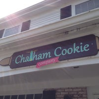 Photo taken at Chatham Cookie Company by Sally J. on 4/29/2013